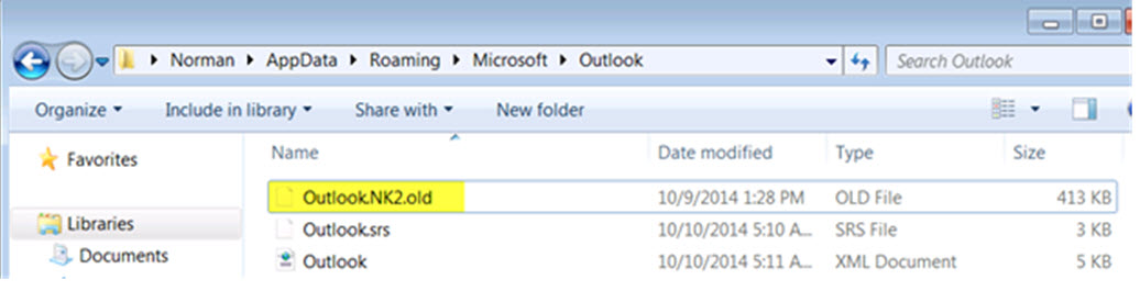 Autocomplete for Outlook 2007, Outlook 2010 and Outlook 2013